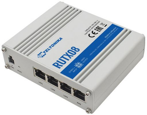 ETHERNET ROUTER WITH VPN / FIREWALL