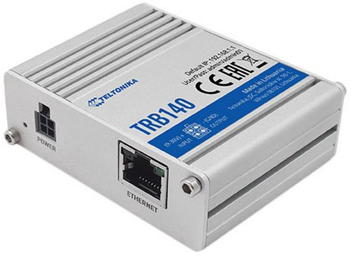 INDUSTRIAL ETHERNET TO 4G LTE GATEWAY - IoT