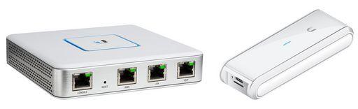 Ubiquiti Unifi USG + Cloud Key Home/Small Office Firewall & Threat detection Bundle