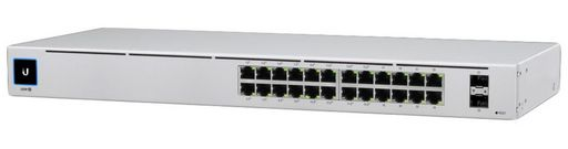 Ubiquiti UniFi 24-port Managed PoE+ Gigabit Switch Gen 2