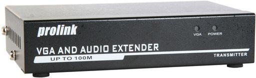 VGA 100M EXTENDER KIT OVER CAT5