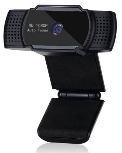 WEBCAM USB AUTO FOCUS FULL-HD 1080p