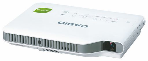 CASIO SLIM SERIES PROJECTORS - LAMPFREE