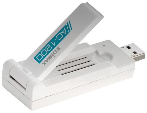 WIFI USB DONGLE AC1200 DUAL BAND - EDIMAX