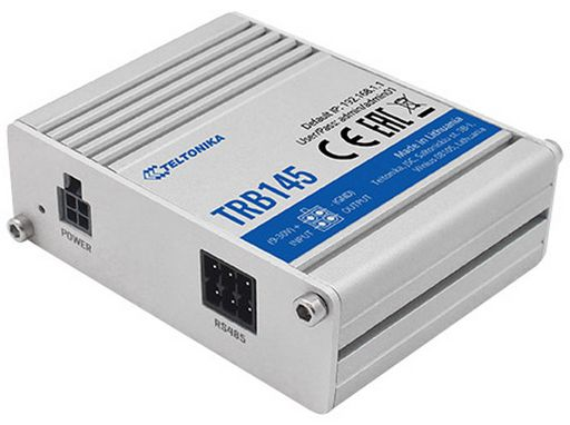 4G LTE CAT1 TO RS485 IoT GATEWAY - TELTONIKA TRB145