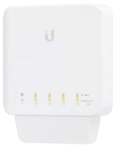 UBIQUITI UNIFI 5-PORT LAYER 2 1000M MANAGED SWITCH WITH PoE