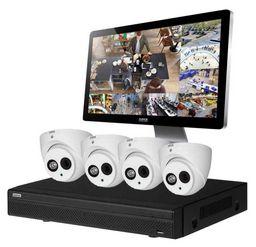 NLA - 4 CHANNEL HDCVI CCTV SURVEILLANCE KIT ~ DVR632