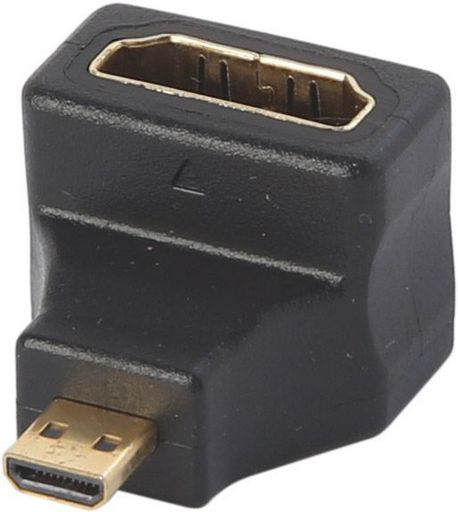 MICRO-HDMI MALE TO HDMI FEMALE ADAPTOR