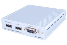HDMI OVER HDBaseT EXTENDER 4K30 WITH IR / RS-232/ HDMI BYPASS - CYPRESS