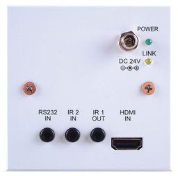HDMI OVER HDBaseT EXTENDER WALL PLATE 4K30 - CYPRESS