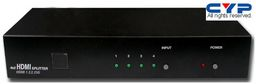 4 IN x 2 OUT HDMI V1.3 SWITCH & SPLITTER 1080P - CYPRESS