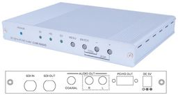 .SDI TO PC/HD SCALER WITH AUDIO