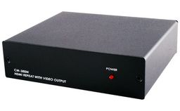 HDMI TO S-VIDEO CVBS + AUDIO CONVERTER - WITH HDMI BYPASS - CYPRESS