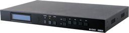 4x4 HDMI OVER HDBaseT MATRIX 4K30 WITH LAN SERVING - CYPRESS