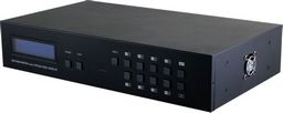 8×8 HDMI OVER CAT5E/6/7 MATRIX WITH 48V POE AND LAN SERVING