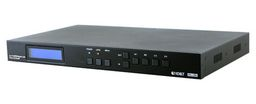 4x4/8×8 HDMI OVER CAT5E/6/7 MATRIX WITH LAN SERVING
