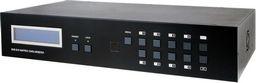 .8×8 DVI MATRIX WITH 3.5MM ANALOG AUDIO