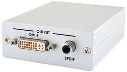 HDMI TO DVI WITH COAXIAL AUDIO CONVERTER - CYPRESS