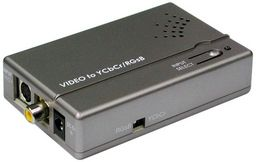 CV/SV TO YUV/RGB FORMAT CONVERTER - CYPRESS