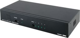4×1 HDMI SWITCH 4K30 WITH FAST SWITCHING - CYPRESS