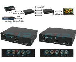 HDMI OVER 5x COAX 1080p- CYPRESS