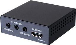 HDMI OVER HDBaseT EXTENDER 4K30 WITH BIDIRECTIONAL 24V PoC - CYPRESS