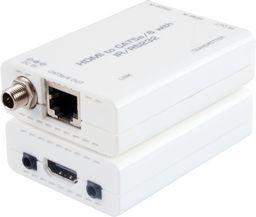 HDMI V1.3 OVER CAT5E/6 EXTENDER WITH IR & RS232