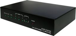 .HDMI TO DUAL CAT6/7 SWITCHING SPLITTER 1080P