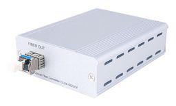 3G-SDI OVER OPTICAL FIBRE TRANSMITTER AND RECEIVER