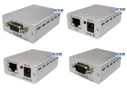 RS232 OVER CAT5 EXTENDER - CYPRESS