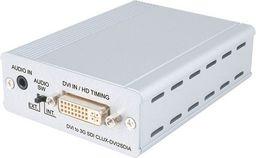 DVI TO 3G-SDI VIDEO CONVERTER WITH AUDIO - CYPRESS