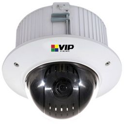 2MP IP CAMERA ZOOM PTZ DOME CAM - VIP
