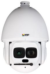 2MP IP CAMERA ULTIMATE ZOOM PTZ DOME - VIP