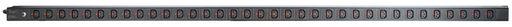 VERTICAL POWER RAIL 35 WAY IEC LOCK C13 - 1780MM
