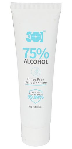 75% ALCOHOL ANTIBACTERIAL HAND SANITISER