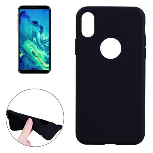 MATTE TEXTURE TPU CASE FOR IPHONE X / XS