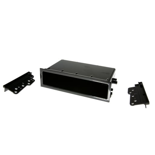 SINGLE DIN POCKET WITH BRACKETS TOYOTA