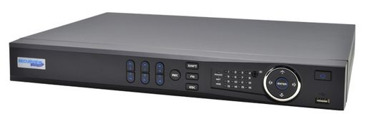 4 CHANNEL 4MP HDCVI DIGITAL VIDEO RECORDER - SECUREVIEW DVR610