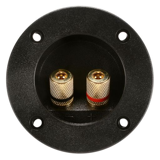 ROUND SPEAKER BOX TERMINAL - DAYTON AUDIO