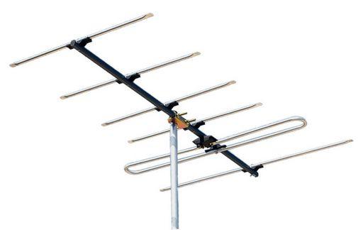 VHF BAND DIGITAL TV ANTENNA - HG SERIES~