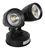 2x 13W LED SECURITY SPOT LIGHT - IP65