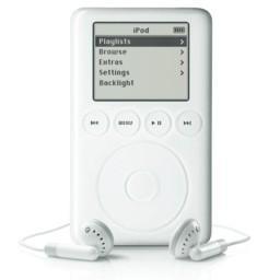 iPod Classic 3G