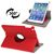 360° ROTATABLE FLIP LEATHER CASE - iPAD AIR