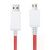 MICRO USB DATA & CHARGE CABLE WITH LED
