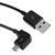 RIGHT ANGLE MICRO USB CABLE