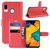 LEATHER CASE FOR SAMSUNG A20