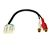 AUX INPUT ADAPTOR FOR MAZDA 2006+