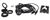 DUAL USB CHARGE / DATA SOCKET MOUNT