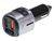 2 IN 1 BLUETOOTH FM TRANSMITTER + USB CAR CHARGER
