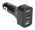 63W QC3.0 + USB-C PD2.0 FAST CAR CHARGER